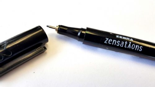 Technical Drawing Pen 0.5mm Black